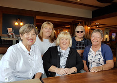 My former classmates (Vee living life to the full) Tags: school friends classmates history life education age aged older elderly ladies pensioners retirement retired smiling happy ralph gardner north shields