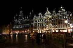 Grote Markt (Valantis Antoniades) Tags: brussels belgium night square architecture grand place grote markt