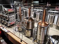 La Fábrica, Málaga. (Ian, Bucks) Tags: brewery brewing beer malaga cruzcampo