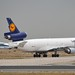 Lufthansa Cargo D-ALCB McDonnell Douglas MD-11F cn/48782-626 @ EDDF / FRA 17-09-2016
