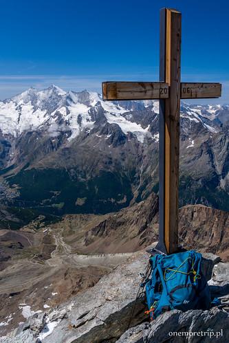 Lagginhorn 4003 m