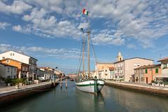 Cesenatico (Guido Barberis) Tags: cesenatico romagna mia fiore tu sei la stella porto canale leonardiano leonardesco leonardo da vinci