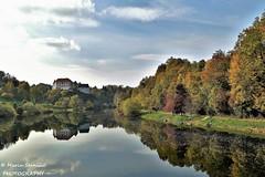 Ozalj, Croatia - Autumn colors (Marin Stanišić Photography) Tags: ozalj croatia autumn colors river castle kupa flickrunitedaward