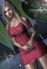 Hanna (Kah Melody | ASCENDANT) Tags: collabor88 equal10 tss ascendant exxees glitzz kibitz tetra kah melody no princess
