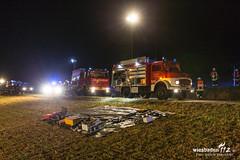Schwerer Alleinunfall bei Aarbergen-Panrod 13.10.18 (Wiesbaden112.de) Tags: aarbergen dennisaltenhofen feuerwehr panrod pkw polizei rettungsdienst rettungshubschrauber verkehrsunfall wiesbaden112 überschlagen