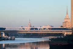 QWZ04219 (qwz) Tags: hartbleimc28150mm hartblei150mm skyscraper москва moscow architecture river bridge cityscape