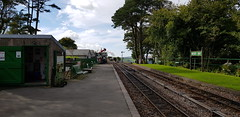 2018 0924 486 (SGS8+) Woody Bay; Lynton & Barnstaple Railway (Lucy Melford) Tags: samsunggalaxys8 lynton lynmouth woody bay steam railway