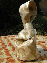 hugbag chanvre soie