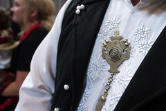 The holy mass on the 40th anniversary of Cardinal Karol Wojtyła's election as Pope John Paul II (Catholic Church (England and Wales)) Tags: the holy mass 40th anniversary cardinal karol wojtyła's election pope john paul ii