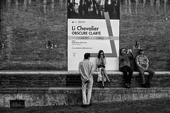 Siena Piazza del Duomo (Fabio Bigozzi) Tags: streetphotograpy italybw siena toscana tuscany italia italy pentax k100d bianconero 2018