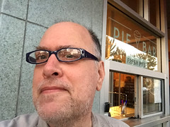 Day 2436: Day 246: Pie Bar (knoopie) Tags: 2018 september iphone picturemail doug knoop knoopie me selfportrait 365days 365daysyear7 year7 365more day2436 day246 piebar