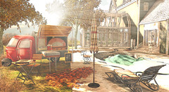 Problems come and go. Pizza is forever (..::Kαŧєriηα ღ ℙєŧrøvα::..) Tags: astralia pizza scarletcreative secondlife decor dad fall thelittlebranch theepiphany limit8