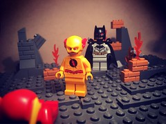 Flashpoint (bagira.norm2) Tags: comics dc flashpoint paradox lego art