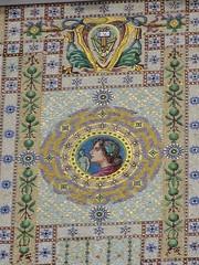Palais du Gouverneur (1905) - Piazza Unita d'Italia, Trieste (Yvette G.) Tags: trieste italie architecture belleépoque palaisdugouverneur mosaïque verre murano emilartmann