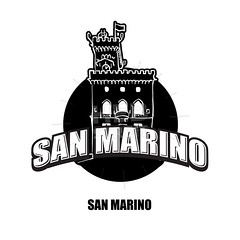 San Marino Castle black and white logo (Hebstreits) Tags: architecture attraction background building capital card castle city della destination drawing europe facade famous fort fortification fortress greeting guaita hand hill historic history icon italian italy journey landscape marino medieval old outline poster republic rocca rock san sky stone symbol tourism tower town travel trip vector view wall