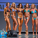 Open Bikini C -4th Maeson Conroy, 2nd Sukhi Pangli, 1st Erica Johnson, 3rd Kimberly Williams-Dickson, 5th Kristina Lebedoff