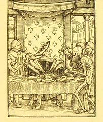 This image is taken from Page 47 of Der Todtentanz von H. Holbein, nach dem Exemplare der ersten Ausgabe im Kgl. Kupferstich-Cabinet zu Berlin in Lichtdruck nachgebildet (Medical Heritage Library, Inc.) Tags: dance death rcplondon ukmhl medicalheritagelibrary europeanlibraries date1879 idb22651263