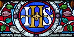 [67971] All Saints, Gainsborough : East Windows (Budby) Tags: gainsborough lincolnshire church window stainedglass