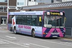 First Volvo B10BLE 60376 R621CVR - Bury (dwb transport photos) Tags: first volvo wright renown drivertrainer bus 60376 r521cvr bury