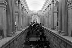 The MET NYC (Leguman vs the Blender) Tags: nyc met usa newyork