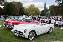Chantilly Arts & Elegance 2015 - Chevrolet Corvette (Deux-Chevrons.com) Tags: chevrolet corvette chevroletcorvette voiture car coche auto automobile automotive oldtimer france chantillyartselegance chantillyartelegance chantilly