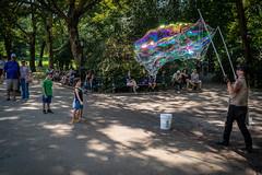 Big Bubbles (Phil Roeder) Tags: newyorkcity nyc manhattan leica leicax2 centralpark bubble people