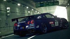 Nissan GT-R (Matze H.) Tags: nissan gtr gr4 gt sport gran turismo wallpaper scapes screenshot render race car tunnel track japan playstation 4 pro 4k uhd hdr