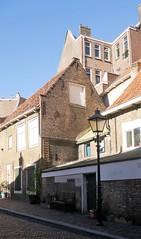 Achterwater Delfshaven (Gafarferet) Tags: delfshaven street zuidholland rotterdam