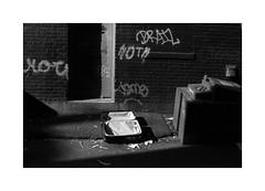(billbostonmass) Tags: adox silvermax 100 film 129silvermax1100min68f fm2n 40mm ultron epson v800 boston massachusetts graffiti