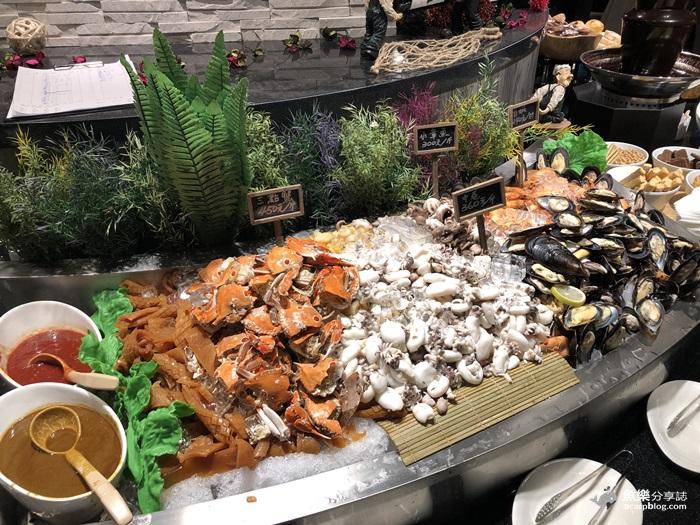 【台北南港】潘朵拉之宴- 牛排美食百匯|南港CITYLINK|台中CP值最高 @魚樂分享誌