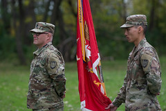 181013-A-PC761-1033 (416thTEC) Tags: 372nd 372ndenbde 397th 397thenbn 416th 416thtec 863rd 863rdenbn army armyreserve engineers fortsnelling hhc mgschanely minneapolis minnesota soldier usarmyreserve usarc battalion brigde command commander commanding historic