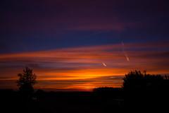 Sunrise (betadecay2000) Tags: sonnenaufgang sunrise sun sol sonne morgenrot tagesanfang morgen morning wetter weer weather meteo germany deutschland deutsch german duitsland niemcy nimcy landschaft landscape stimmung mood bunt color colour himmel sky skies heaven red rood rot orange blue blau