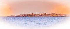 1270862-Pano (Anuvino Prem) Tags: sea siracusa sicily italy coast