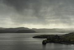 Kleifarvatn (lawatt) Tags: kleifarvatn lake landscape rain reykjanesfólkvangur reserve iceland sonya7 leica 50mm summicronr