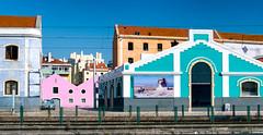 Belem (Guy Goetzinger) Tags: goetzinger d500 nikon building house color city architecture portugal colorfull bunt haus urban multicolor special maison cityscape sphinx lissabon