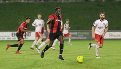 Lewes 2 Kings Langley 1 FAC replay 26 09 2018-432.jpg (jamesboyes) Tags: lewes kingslangley football nonleague soccer fussball calcio voetbal amateur facup tackle pitch canon 70d dslr