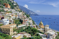Positano (nietsab) Tags: positano cote amalfitaine italie