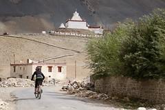 Near Karsha Monastery (image: S Jigmet)