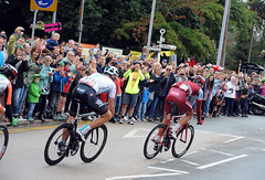 AWP Tour of Britain  Radcliffe on Trent 8 (Nottinghamshire County Council) Tags: tob nottinghamshire cycling race bicycles tourofbritain 2018 notts bike westbridgford tour britain