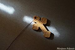 Faith (marijanaivljanin993) Tags: cross orthodox faith wood wooden work day indoor krst pravoslavni vera drvo drvenikrst dan creative focus nikon d3200 camera photo photography fotografija