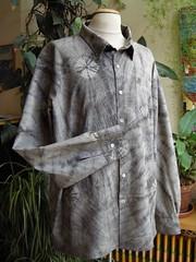 chemise grise shib