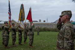181013-A-PC761-1069 (416thTEC) Tags: 372nd 372ndenbde 397th 397thenbn 416th 416thtec 863rd 863rdenbn army armyreserve engineers fortsnelling hhc mgschanely minneapolis minnesota soldier usarmyreserve usarc battalion brigde command commander commanding historic