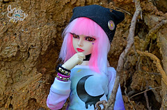 16 (Welt Der Puppen) Tags: pullip pullips obitsu minifee bjd fairyland mirwen moeline moe balljointeddoll 16 14 doll dolls muñeca muñecas resin resina middie blythe middieblythe custom customs kawaii cute