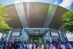 ... (Zairi) Tags: architecture uitm campus university hall dewan building shahalam selangor