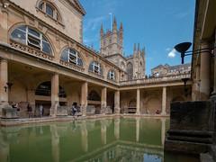 Roman Bath (dieLeuchtturms) Tags: römisch 4x3 europa antike grosbritannien england somerset bath classicalantiquity europe greatbritain roman vereinigteskönigreich gb