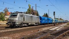 CFL 37054 on PKP Falns at Leipzig Wiederitzsch (37001 overseas) Tags: leipzig wiederitzsch gubin dillingen 37054 cfl dgs43450 43450 pkp falns