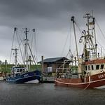 Kutterflotte an der Nordsee thumbnail