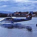 C-FGQE Twin Otter Air BC Victoria 1988 thumbnail