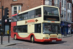 Maghull Coaches V436DRA (Will Swain) Tags: wigan 21st may 2018 north west greater manchester williamsdigitalcamerapics101 bus buses transport travel uk britain vehicle vehicles county country england english maghull coaches v436dra former nottingham city 436 nct nottinghamshire