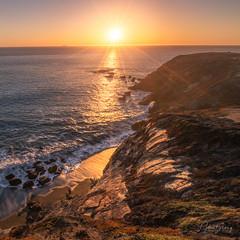 Marin Headlands XVI (sberkley123) Tags: california d850 nikon marin usa sunset ocean colors marinheadlands sanfrancisco coast pacific 1424mm